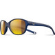 Julbo Kids 4-8Y Romy Spectron 3CF Sunglasses Matt Translucent Blue-Multilayer Gold